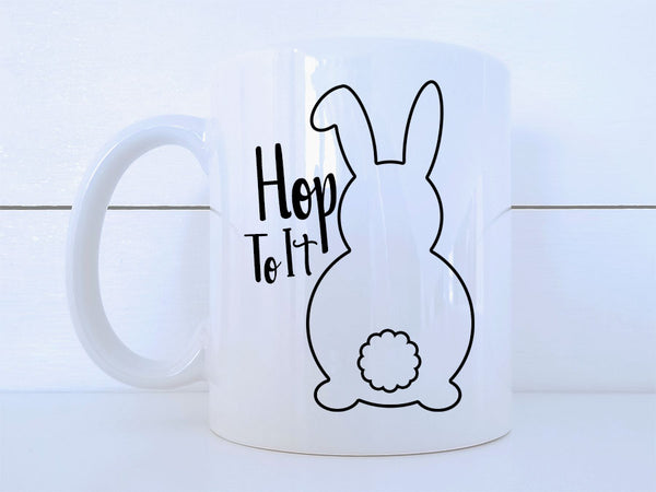 Hop To It Mug
