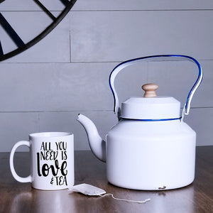 All You Need Is Love and Tea Mug
