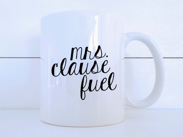 Mrs. Clause Mug