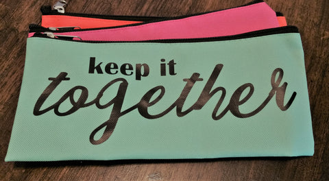 Keep It Together Pencil Case