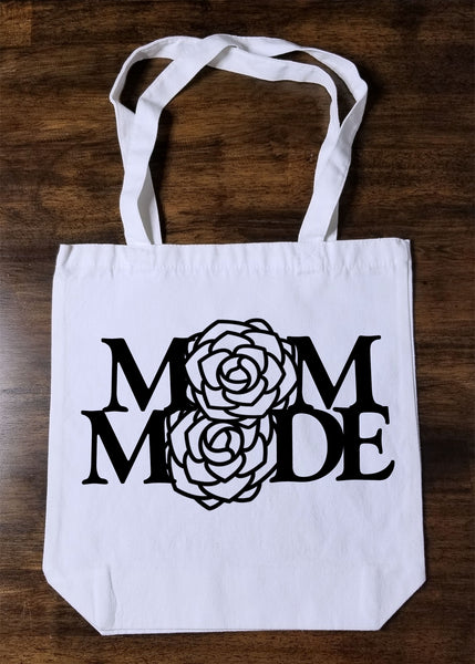 READY TO SHIP Mom Mode Tote Bag