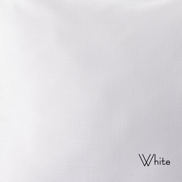 White Pillow Cover
