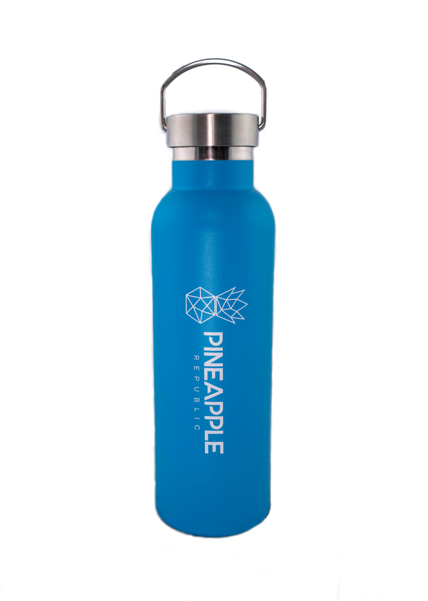 Ocean Blue Forever Bottle, 750ml Stainless Steel, Double walled Drink Bottle