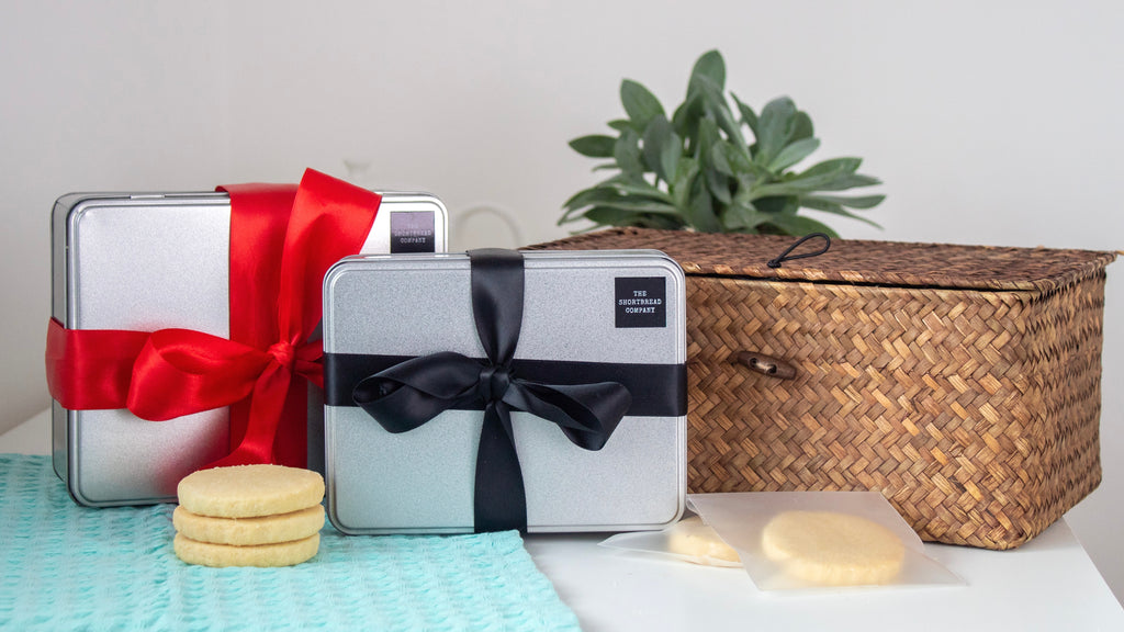 Corporate gifts, events and parties shortbread biscuits