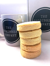 Load image into Gallery viewer, 6 Mini All Butter Shortbread  - The Shortbread Company