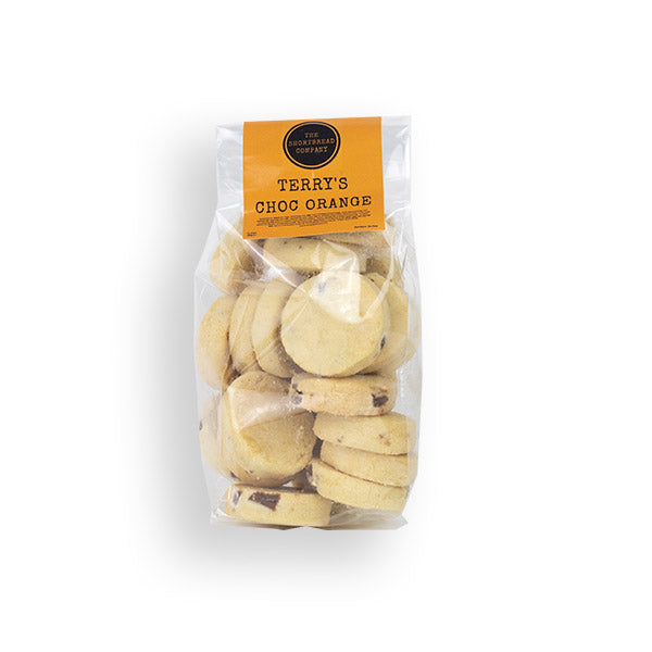 Terry's Chocolate Orange Grab Bag  - The Shortbread Company