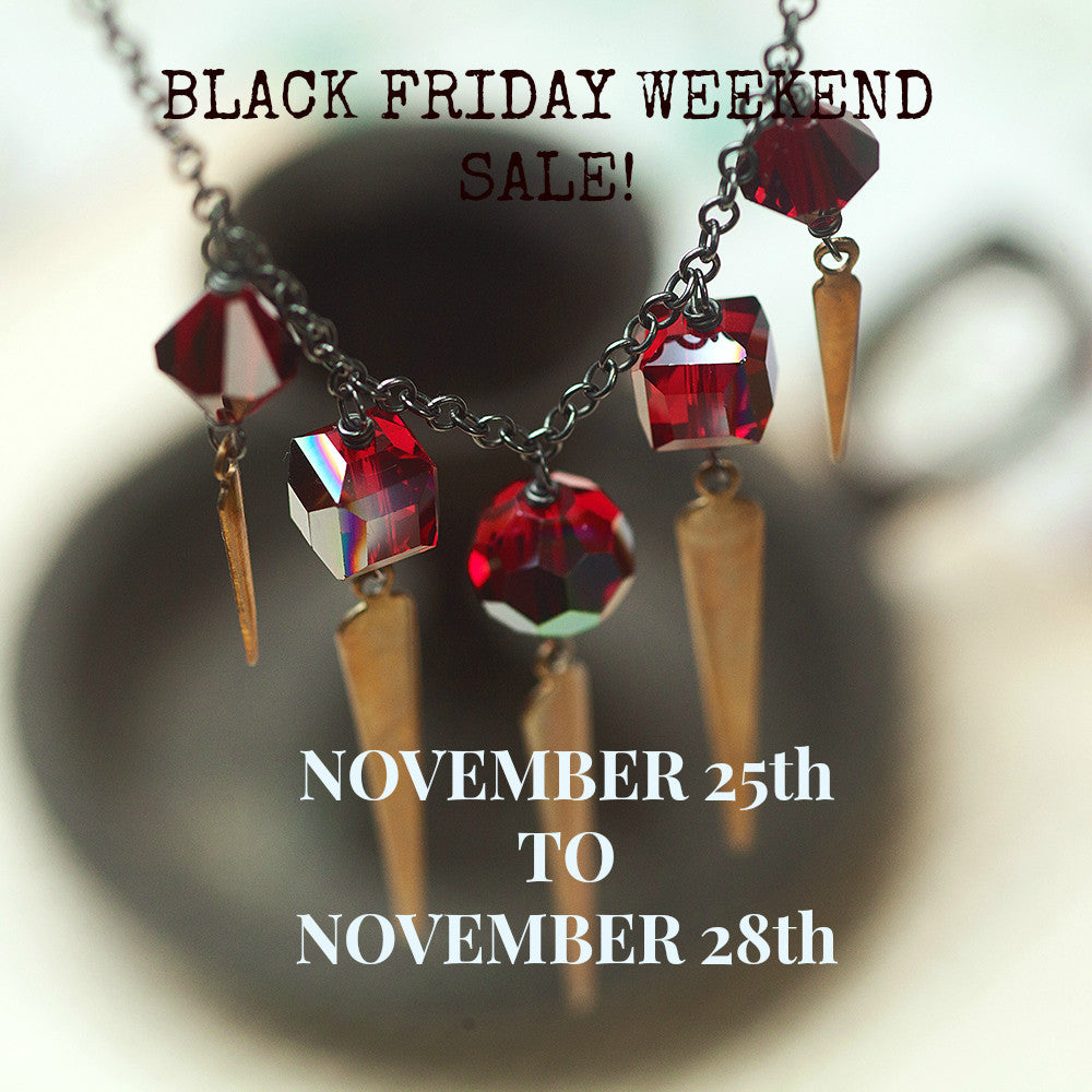 Black Friday and Christmas Events