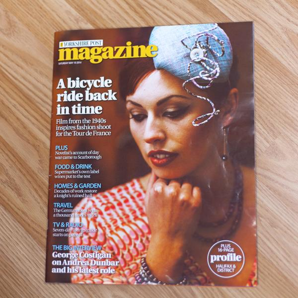 The Yorkshire Post Magazine, May 2014