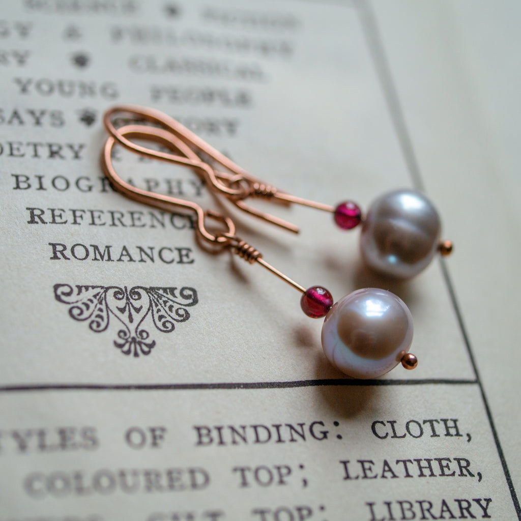 Pimpernel Earrings