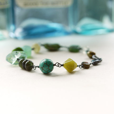 Bracelets - Walk In The Woods Bracelet