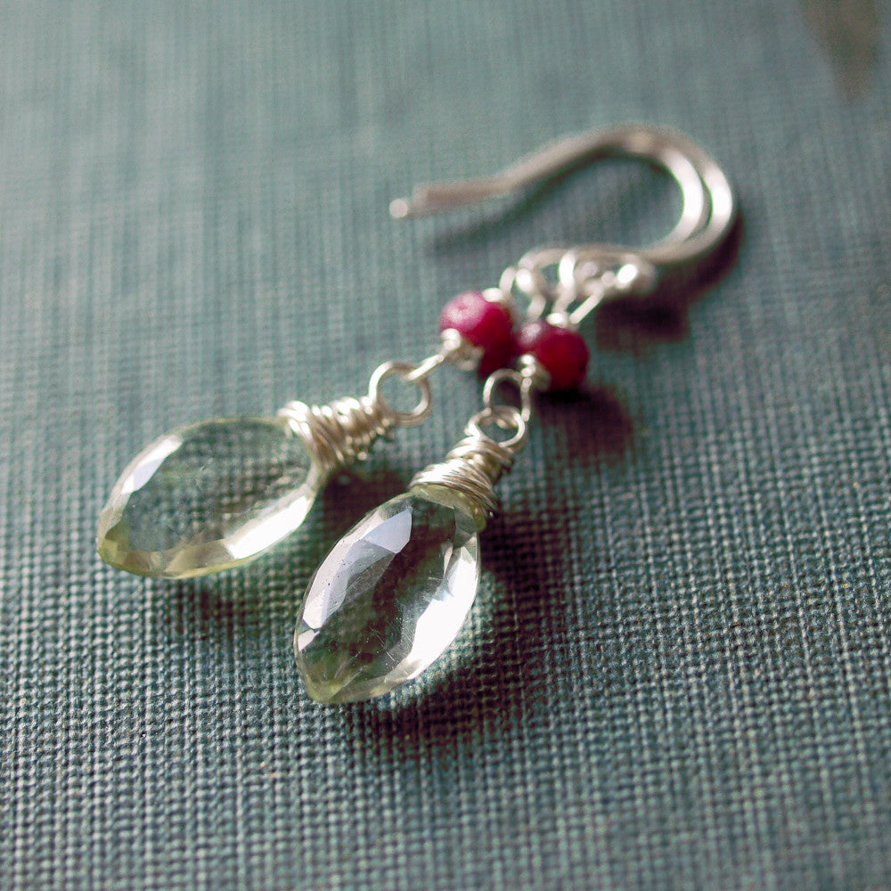 Earrings - Acanthus Earrings