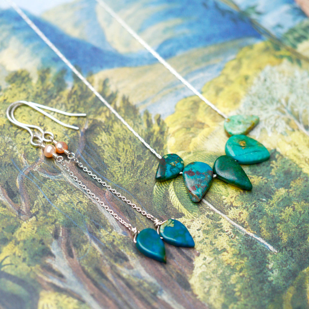 Earrings - Aegean Earrings