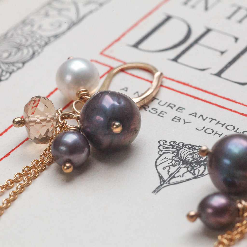 Earrings - Bacchus Earrings