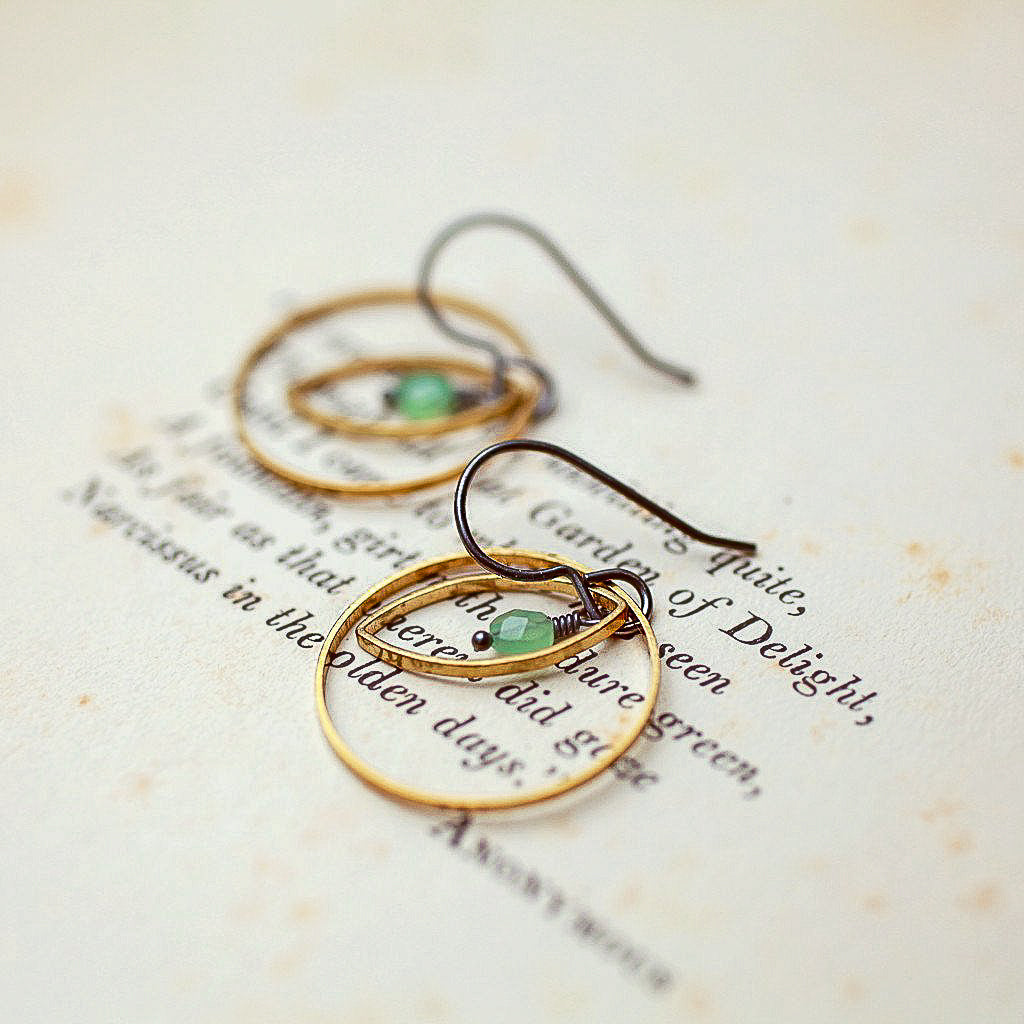 Crucible Earrings
