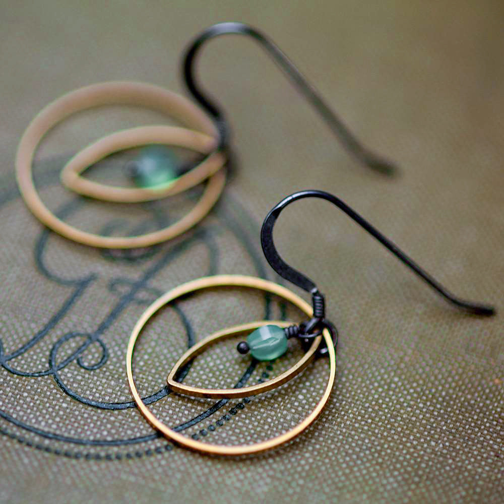 Earrings - Crucible Earrings