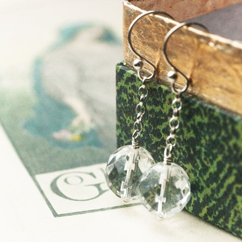 Earrings - Crystal Earrings