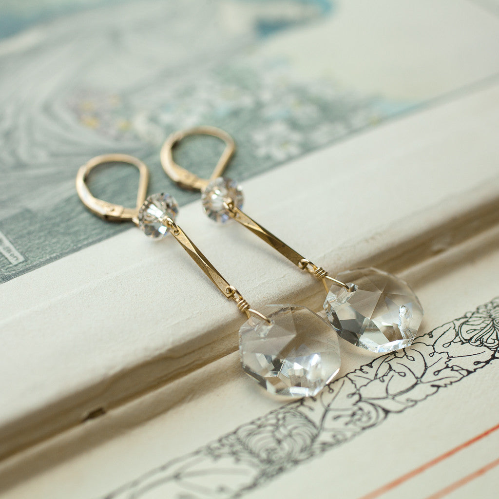 Earrings - Quintessence Earrings
