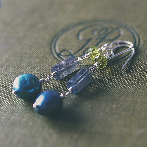 Earrings - Sea Shanty Earrings
