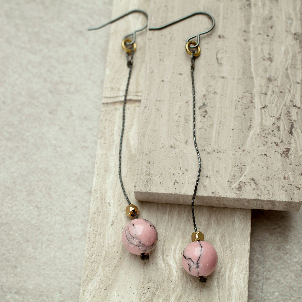 Earrings - Strawberry Earrings