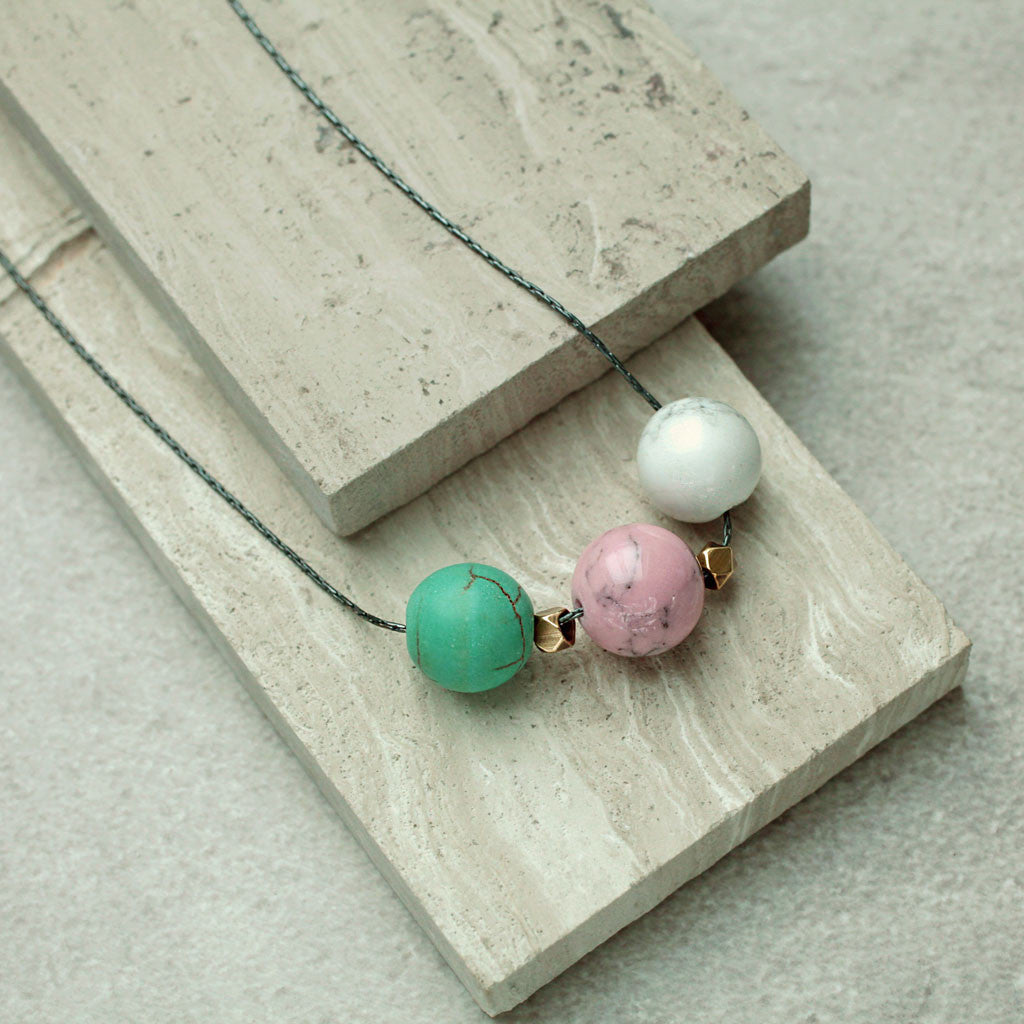 Necklaces - Neapolitan Necklace