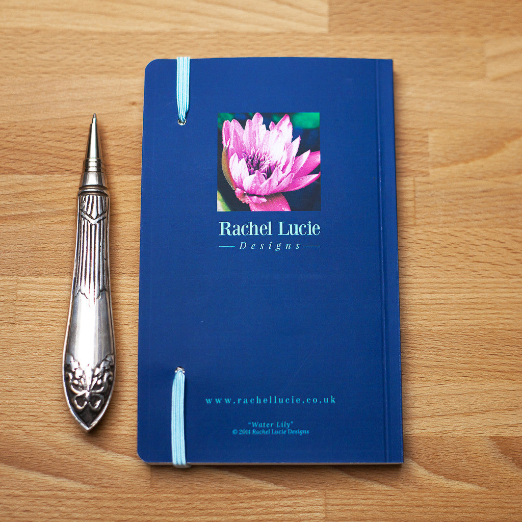 Notebook - Water Lily Nature Notebook