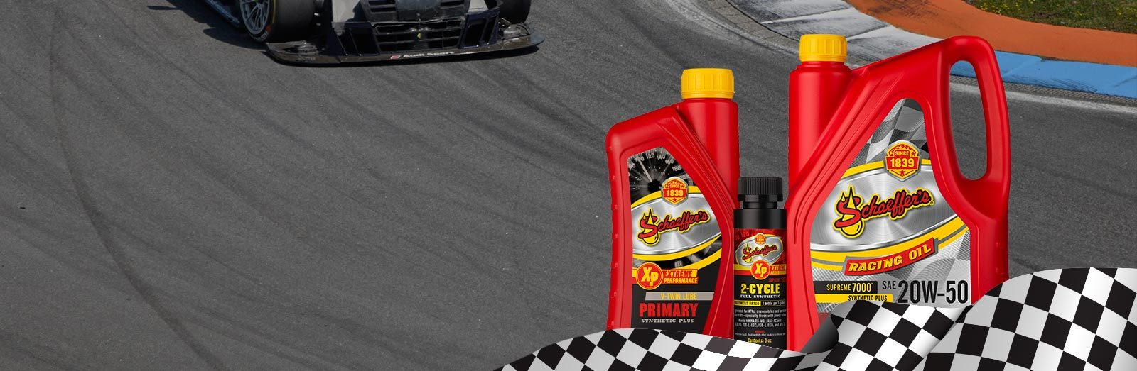 Schaeffer Oil - Fueling Every Victory