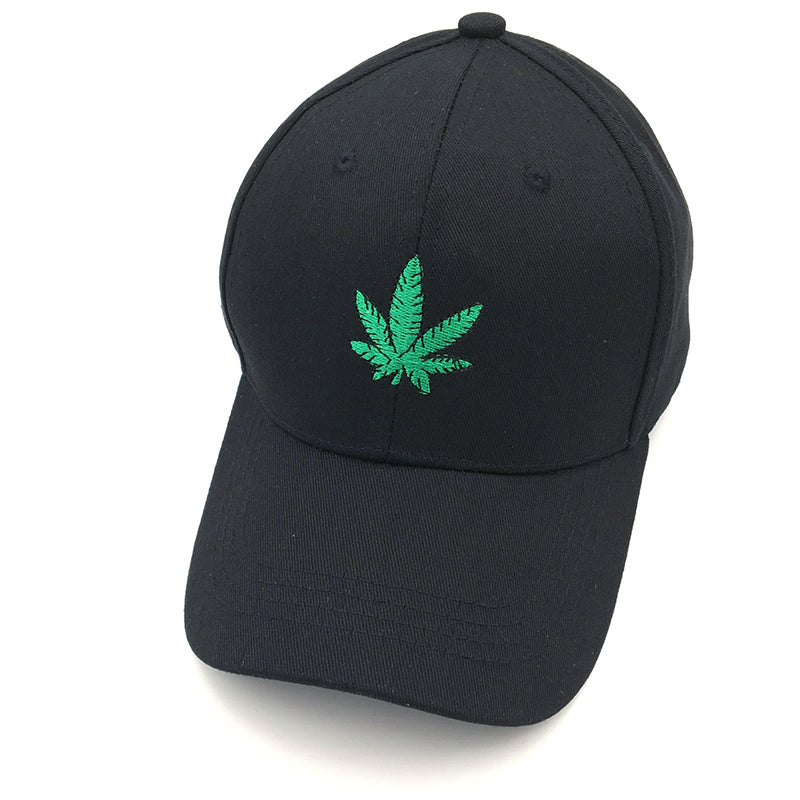 Simple Leaf Hat