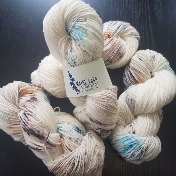 Queen City: Beach Comber - Maine Yarn & Fiber Supply