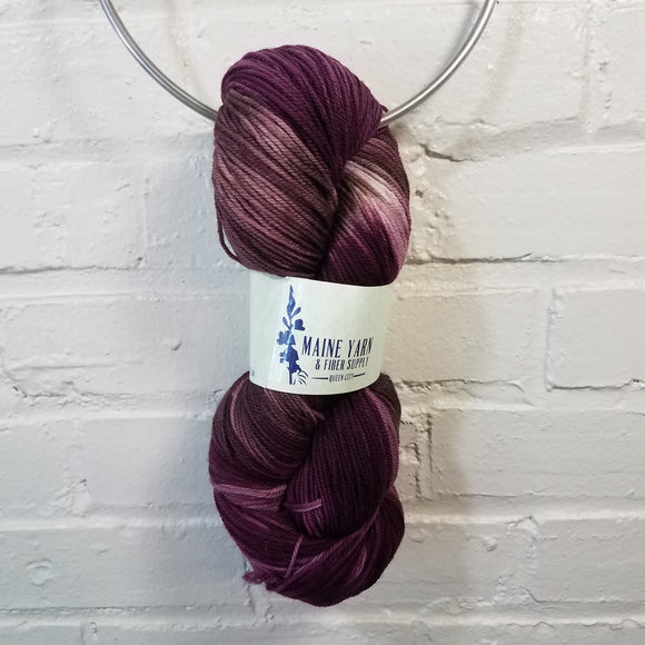 Queen City: Bon Bon - Maine Yarn & Fiber Supply