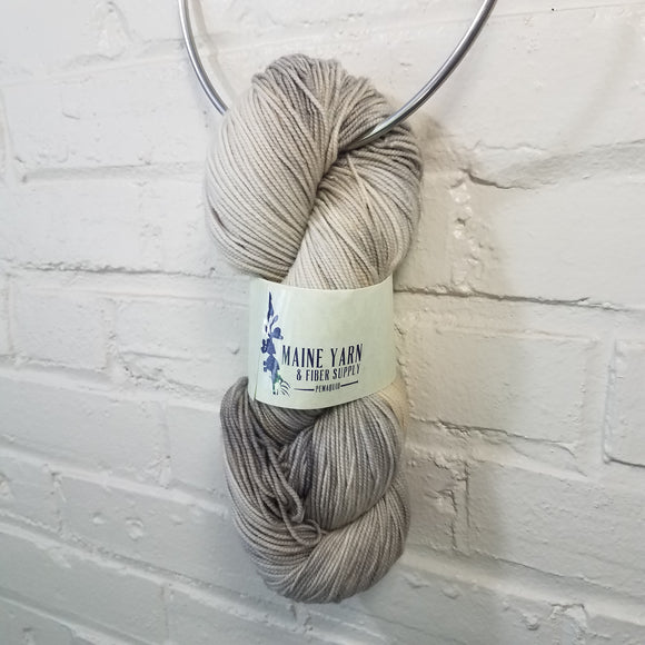 Pemaquid: Dove - Maine Yarn & Fiber Supply