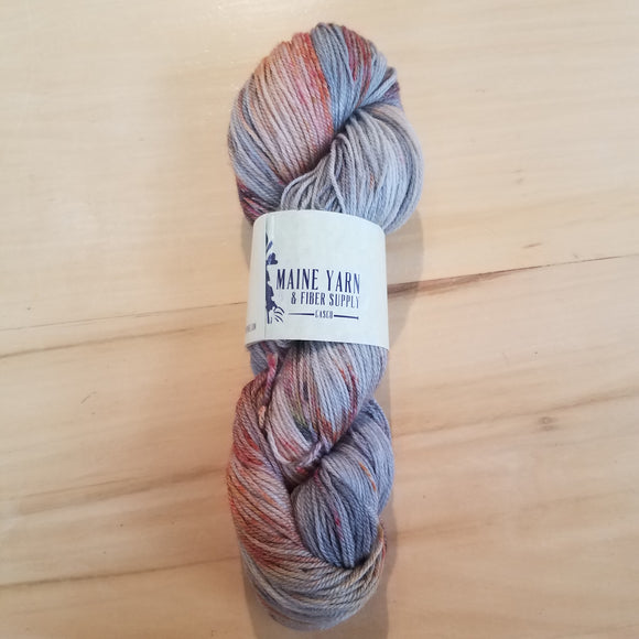 Casco: Killing the Blues - Maine Yarn & Fiber Supply