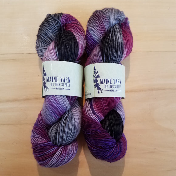 Monhegan: All Hail King Landon - Maine Yarn & Fiber Supply