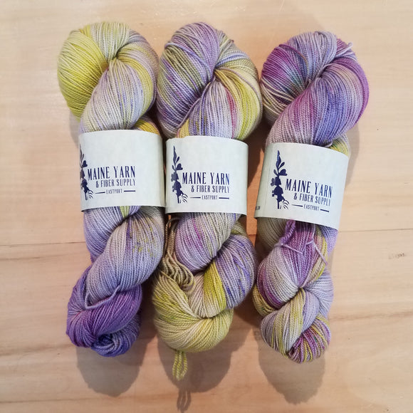 Eastport: First Iris - Maine Yarn & Fiber Supply