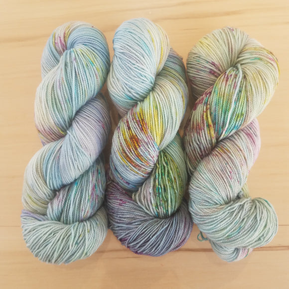 Pemaquid: Speckled Egg - Maine Yarn & Fiber Supply