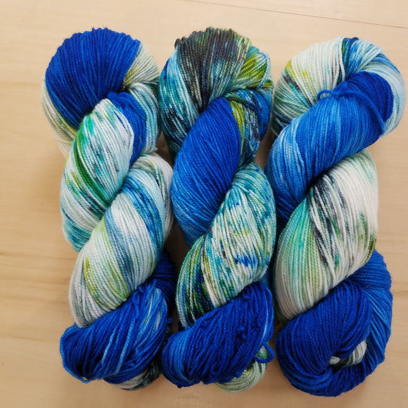 Pemaquid: Mystic Mermaid - Maine Yarn & Fiber Supply