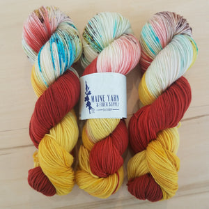Katahdin: Ghost Ranch - Maine Yarn & Fiber Supply