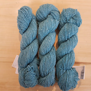 Cotton Comfort by Green Mountain Spinnery: Aqua