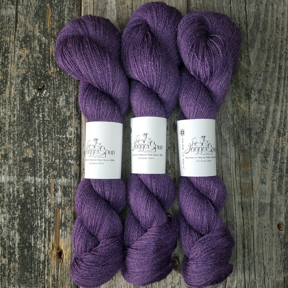 Zephyr Lace From JaggerSpun: Plum