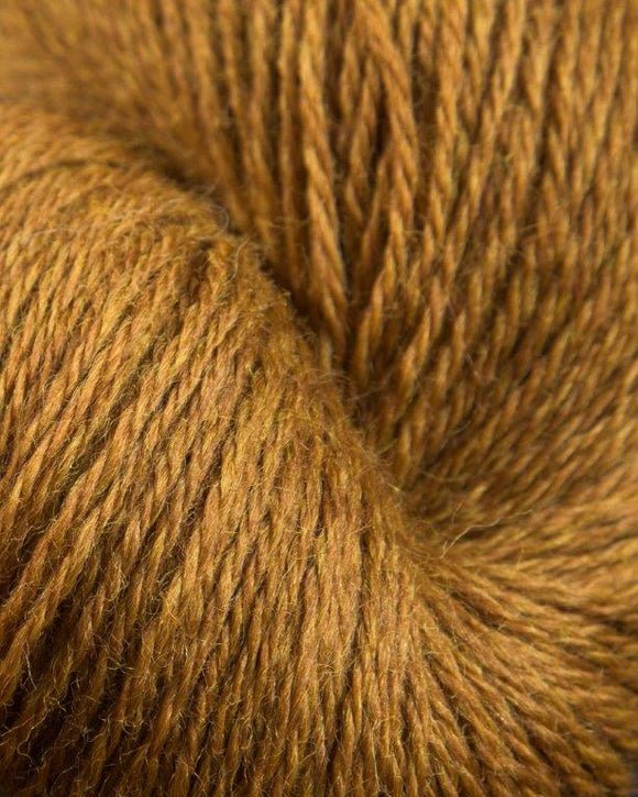 The Heather Line from JaggerSpun: Amber