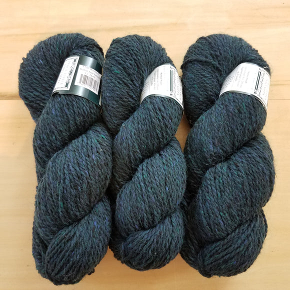 Peace Fleece Worsted: Baikal Superior Green - Maine Yarn & Fiber Supply
