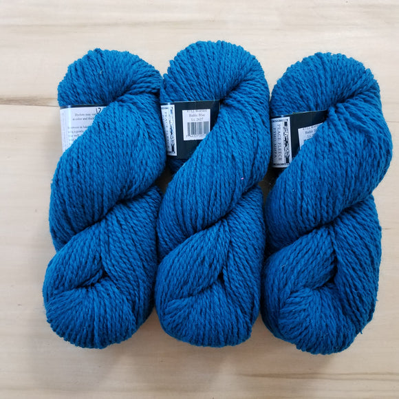 Peace Fleece Worsted: Baltic Blue - Maine Yarn & Fiber Supply