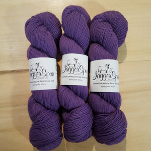 The Green Line From JaggerSpun: Berry - Maine Yarn & Fiber Supply