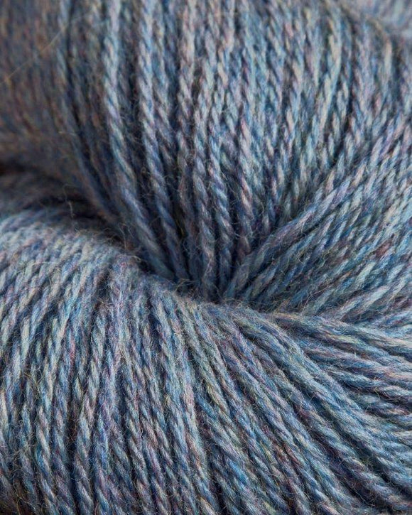 Heather Line from JaggerSpun: Blue Mist