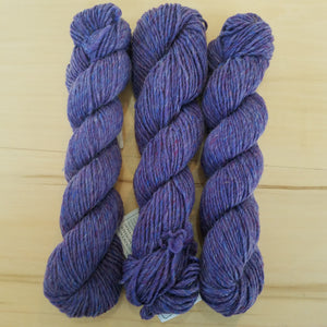 Mountain Mohair by Green Mountain Spinnery: Blue Violet - Maine Yarn & Fiber Supply