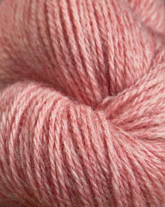 Heather Line from JaggerSpun: Blush