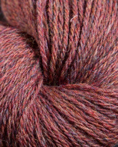 The Heather Line from JaggerSpun: Boysenberry