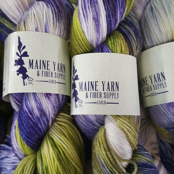 Casco: First Iris - Maine Yarn & Fiber Supply