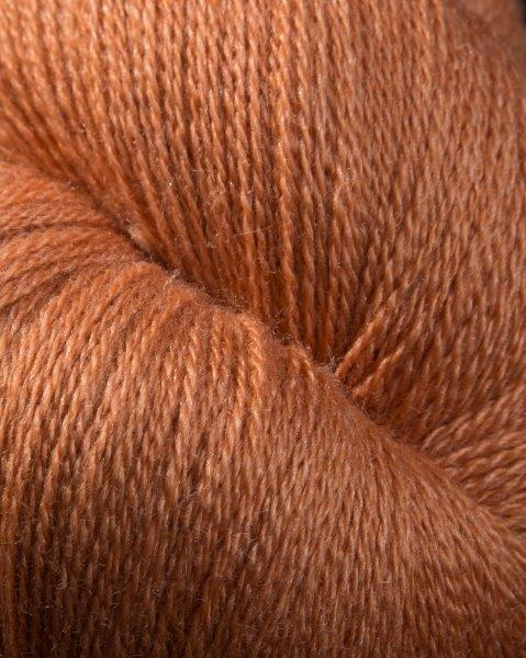 Zephyr Lace From JaggerSpun: Copper