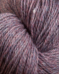 The Heather Line from JaggerSpun: Dewberry