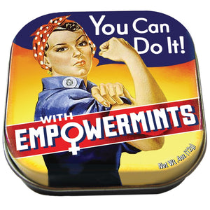Empowermints - Breath Mints from The Unemployed Philosophers Guild